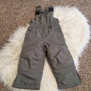 Lands End Kids Squall Grow-A-Long Snow Suit, 3T